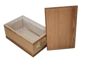 NOVEO cercueil en pin pour animaux