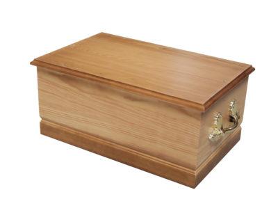 cercueil animalier en pin