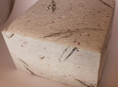 Cercueil biodégradable pour petits animaux
