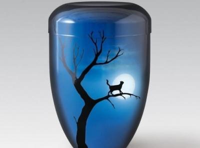 Urne pour chat