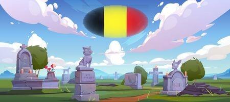 cimetiere animaux Belgique