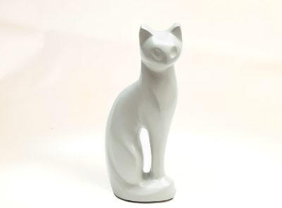 Urne Funéraire pour chat BLANCEO