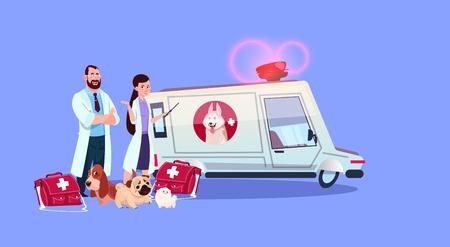 ambulance animalière