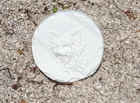 plaque decorative yorkshire