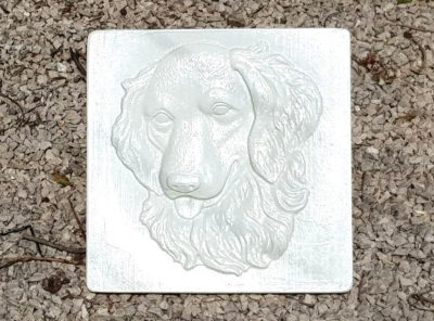 plaque decorative labrador