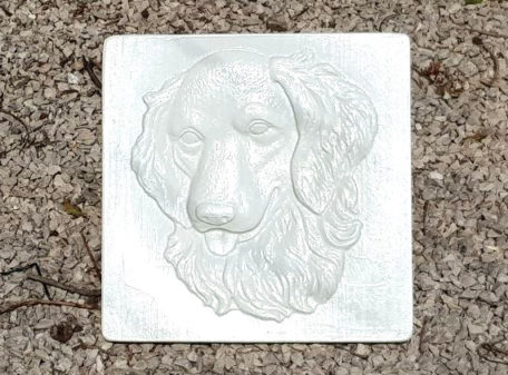 plaque decorative labrador